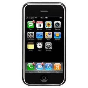 web design iphones