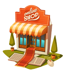 online shops and ecommerce