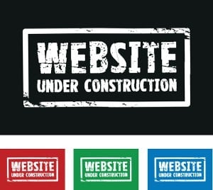new website signs you need one
