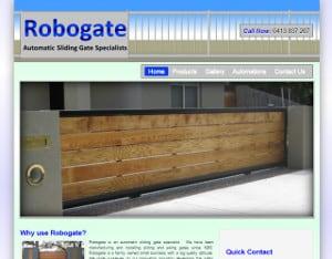 Robogate goes online