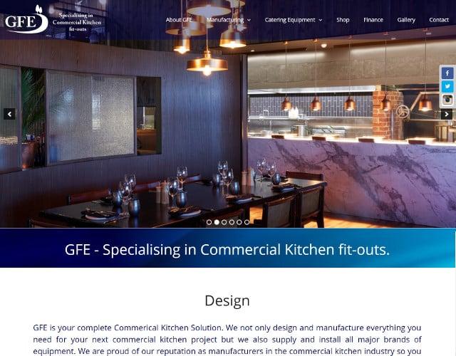 web design gfe