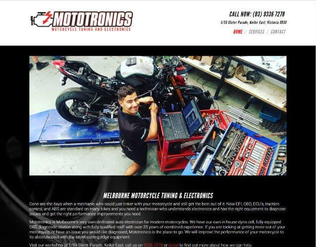 Mototronics