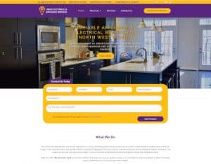 dynamic website reviews uneed electrical website