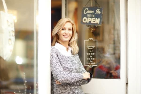 small business web design florist